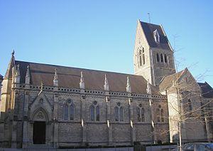 Isigny-sur-Mer - Church of Isigny