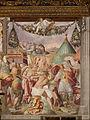 Francesco Salviati - Camillo punishes the treacherous teacher from Falerii - Google Art Project.jpg