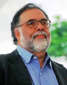 Francis Ford Coppola Cannes-ban, (2001)
