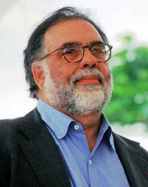 Francis Ford Coppola - Francis Ford Coppola at the 2001 Cannes Film Festival.