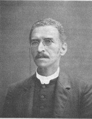 Francis James Grimké - Francis J. Grimké, c. 1902