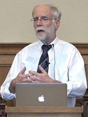Comparative theology - Francis X. Clooney, a leading exponent of comparative theology