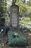 Frankfurt, Hauptfriedhof, Grab I 613 Petry.JPG