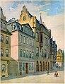 Frankfurt Am Main-Das Schoenemannsche Haus auf dem Grossen Kornmarkt-Reiffenstein-1853.jpg