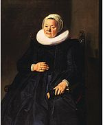 Frans Hals - Portrait of a woman in 1635 - Frick 1910.1.72.jpg