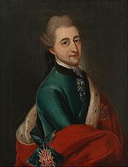 Portrait of King Stanislas Augustus