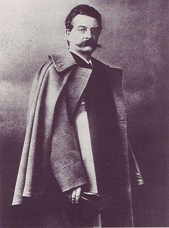 Franz Heinrich Schwechten - Schwechten about 1895