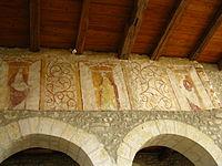 Fresque de l'église Saint-Hippolyte, à Faverolles-et-Coëmy.JPG