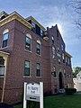 Friar Barry Hall, Christ the King Catholic Parish Church, Concord, NH (49188310343).jpg