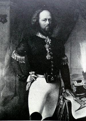 Miner's habit - Image: Friedrich Constantin von Beust 1806 1891 (01)