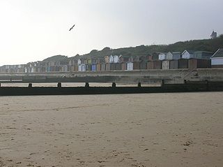 Frinton-on-Sea seaside town in the Tendring District of Essex, England
