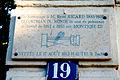 Frontignan plaque René Ricard.jpg