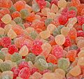 Fruit flavoured gumdrops.JPG