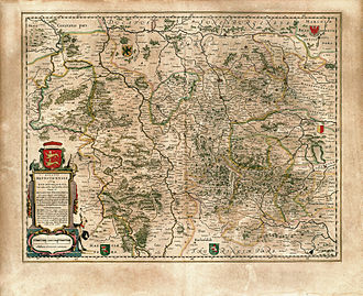 Principality of Brunswick-Wolfenbüttel - Ducatus Brunsvicensis, 1645