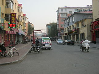 Fusong County County in Jilin, Peoples Republic of China