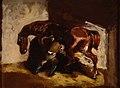 Géricault - Man Grooming a Horse, 2007.035.128.jpg