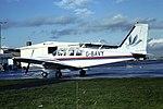 G-BAVY Piper Aztec Lease Air CVT 12-10-81 (38677878045).jpg