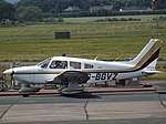 G-BGVZ Piper Cherokee Archer 28 (36259696385).jpg