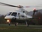 G-HARA Sikorsky S-76C Helicopter Air Harrods Ltd (34313377935).jpg