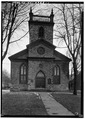 GENERAL VIEW - New Utrecht Reformed Church, Brooklyn, Kings County, NY HABS NY,24-BROK,50-1.tif