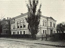Gästrike-Hälsinge nation – Wikipedia