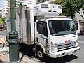 GMC W4500, (W-Sereis), White truck,.jpg