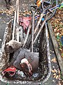 GT Wheelbarrow and tools full of Wet Woodland.jpg