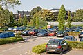 G Block and East Car Park, IBM Hursley Laboratory - geograph.org.uk - 969020.jpg