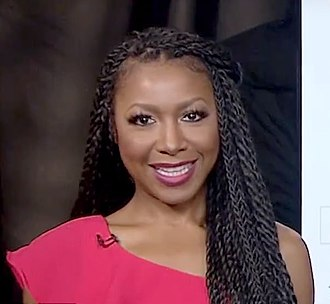 Gabrielle Dennis - Gabrielle Dennis interviewed about The Bobby Brown Story in 2018