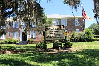 Quincy, Florida - Image: Gadsden Elementary Magnet School