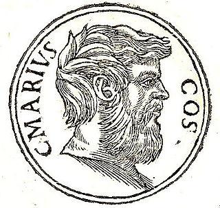 Gaius Marius the Younger Roman Republic consul