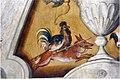 Gallo cavaliere su volpe (Stellaert Marten e Congnet Gillis, 1567, Palazzo Giocosi, Terni).jpg