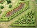 Garden feature at Edzell Castle - geograph.org.uk - 286228.jpg