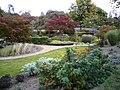 Gardens by Ipswich Road, Woodbridge - geograph.org.uk - 1518549.jpg