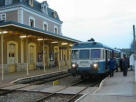 Gare de saint l onard de noblat wikip dia - Office de tourisme saint leonard de noblat ...