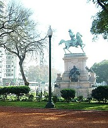 加里波第纪念碑
