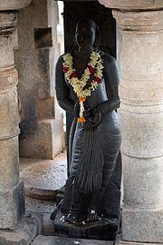Garlanded Devi