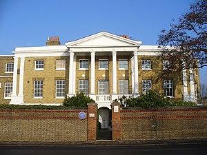 Garrick's Villa - Garrick House, Hampton