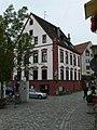 Gasthof zum Wilden Mann, Fischergasse, Ulm (The Wild Man Guesthouse, Ulm) - geo.hlipp.de - 21328.jpg