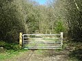 Gate on the Jack Mytton Way - geograph.org.uk - 1242293.jpg