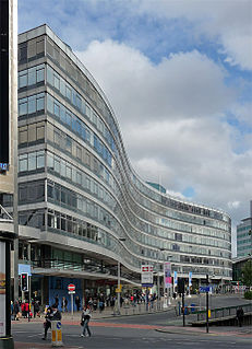 Gateway House, Manchester office block in Manchester, England