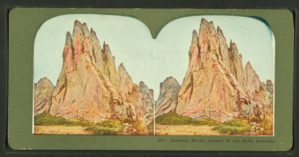 File Gateway Rocks Garden Of The Gods Colorado From Robert N Dennis Collection Of