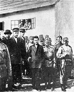 Gavrilo Princip and others