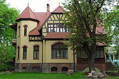 Villa Schmidt villa schmidt w gdańsku wolna encyklopedia