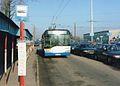 Gdynia Stocznia, trolleybus, 31.3.2007.jpg
