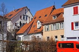 Deckerstraße in Reutlingen