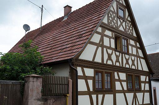 Gem�nden am Main, Hofstetten, Mainbr�ckenstra�e 5, 001
