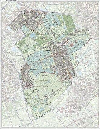Pijnacker-Nootdorp - Image: Gem Pijnacker Nootdorp Open Topo
