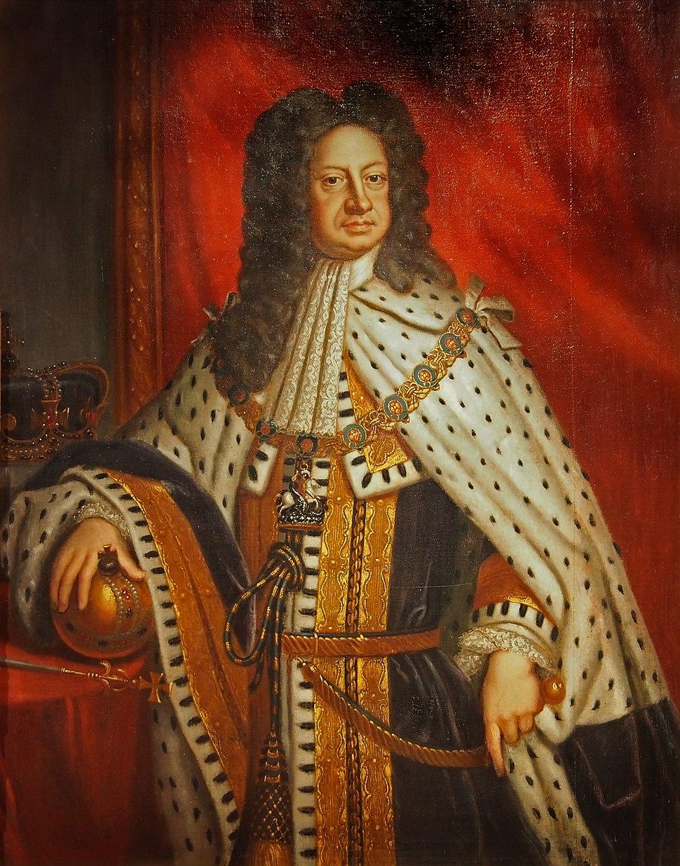 Georg I. Ludwig (1)