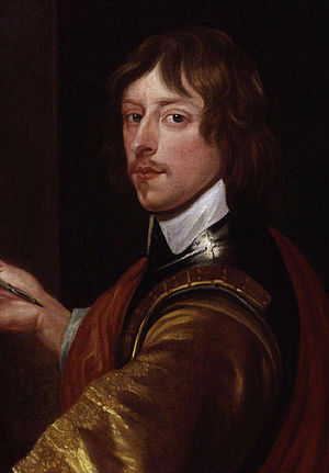 George Goring, Lord Goring - Portrait of Lord Goring after Anthony van Dyck.